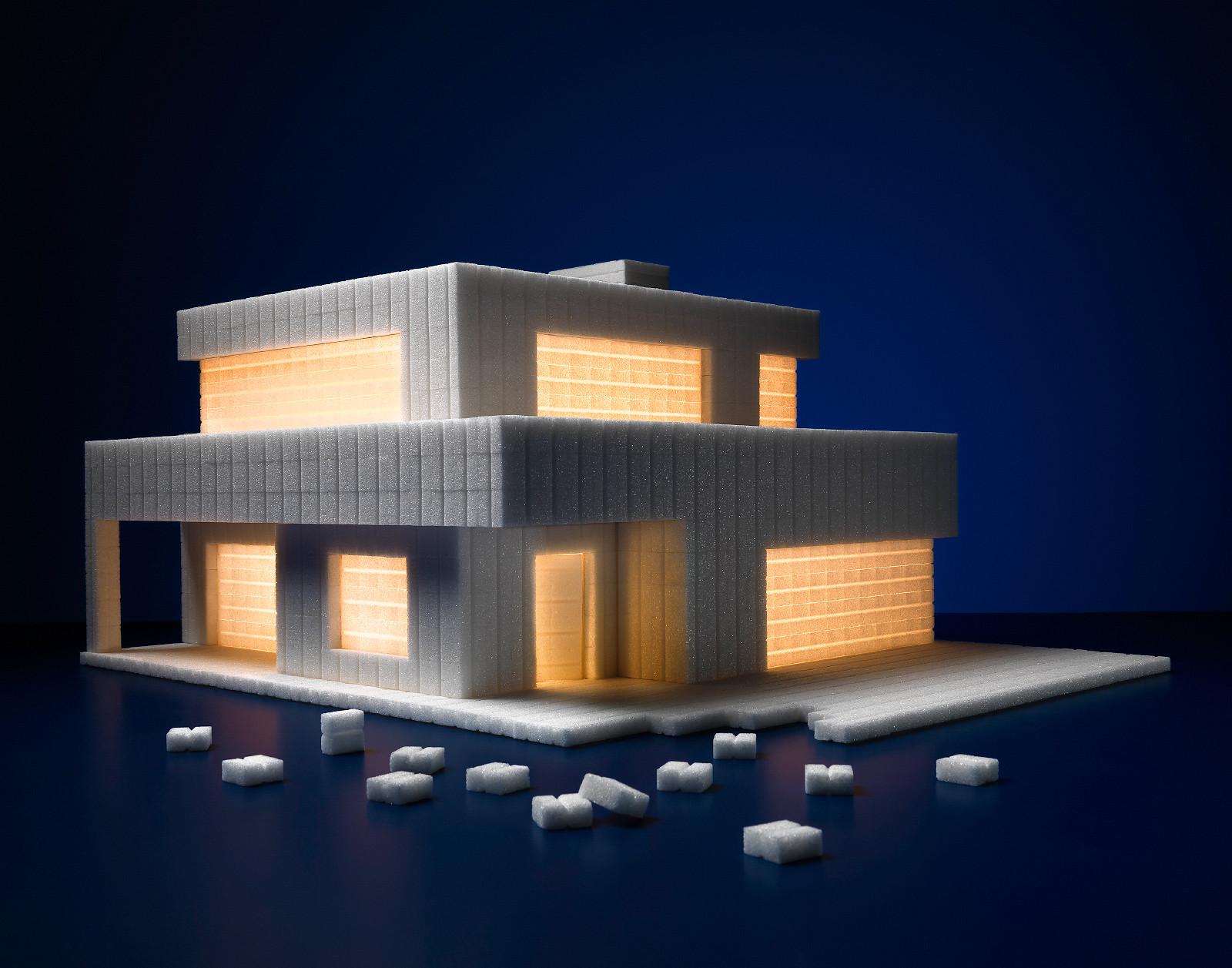 Image De Maison Moderne maison-moderne - jean-françois de witte